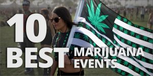Marijuana Events