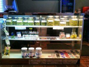 Marijuana dispensary accounting
