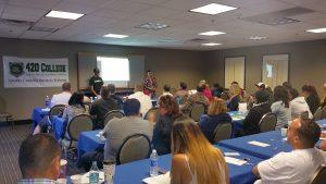 Online cannabis business seminars